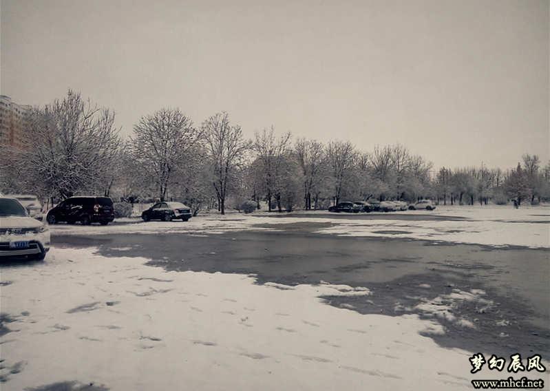 第一场雪-随感