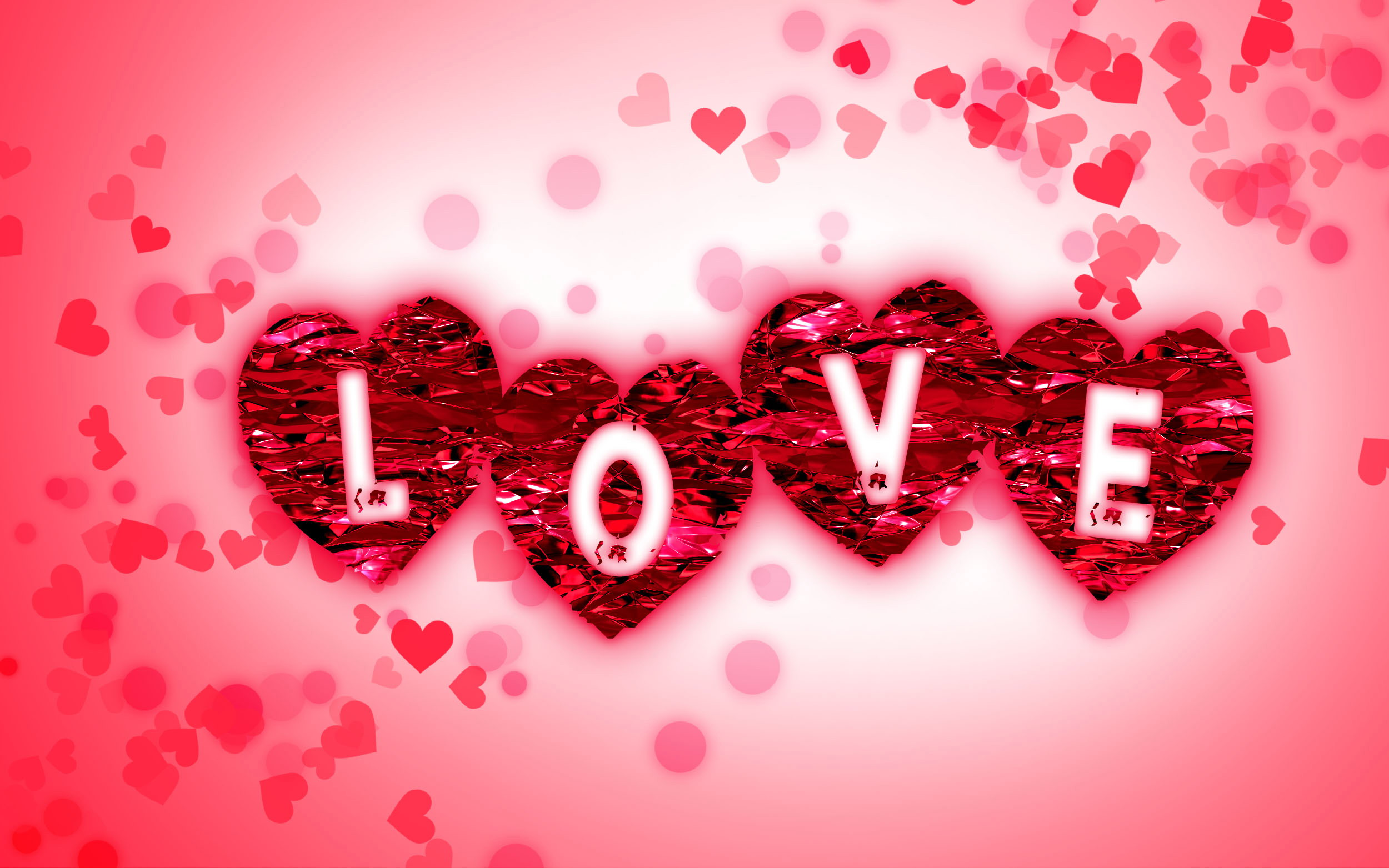 情人节快乐!