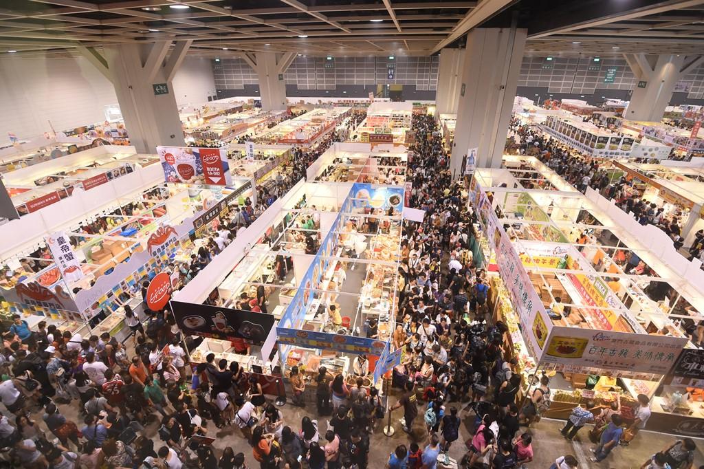 香港美食博览2017