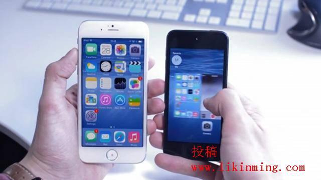 iPhone6 ios8不显示通话记录处理方法