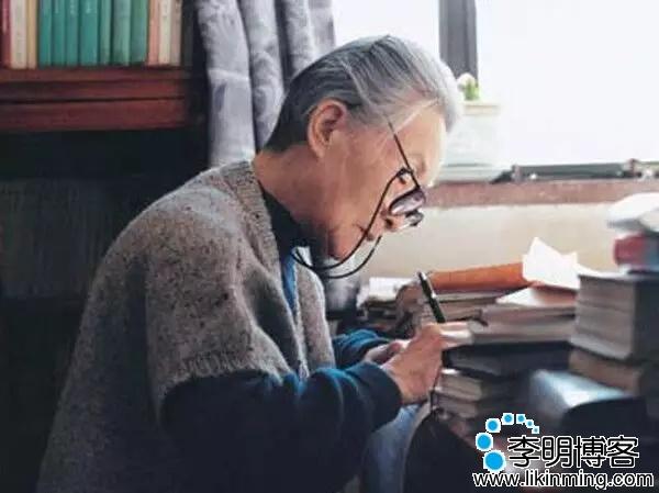 悼念杨绛先生