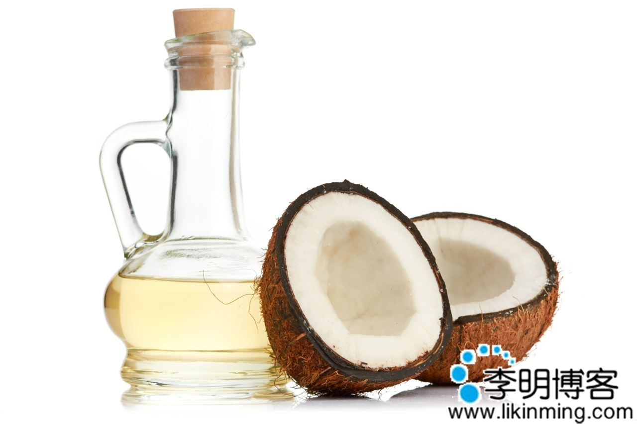 椰子油做「油拔法」